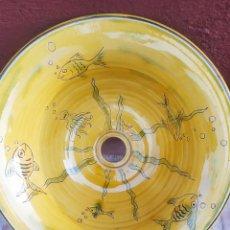Artesanía: LAVABO PECES. Lote 178964628