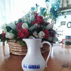 Artesanía: JARRA DE LECHE LOS COMBOS. Lote 182283255