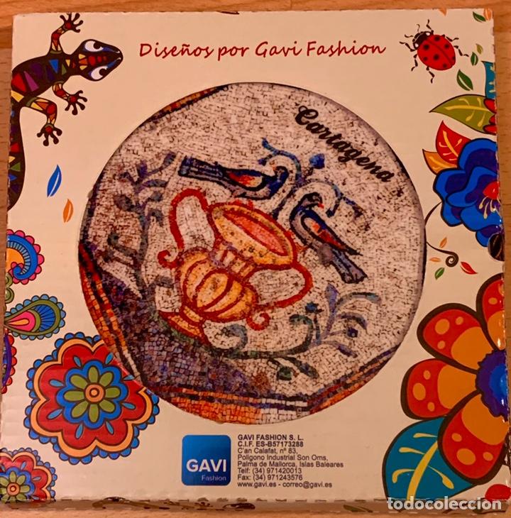 Artesanía: Recuerdo de Cartagena. Adorno de pared en ceramica - Foto 2 - 182649440
