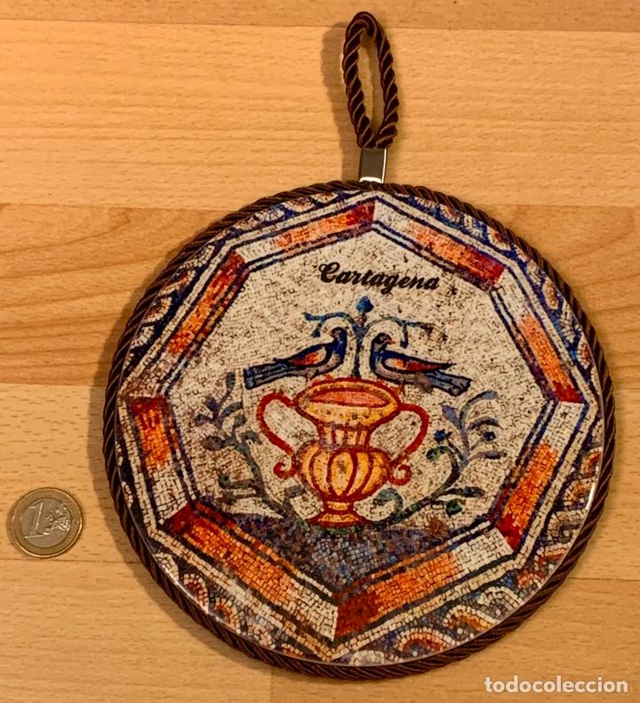Artesanía: Recuerdo de Cartagena. Adorno de pared en ceramica - Foto 3 - 182649440