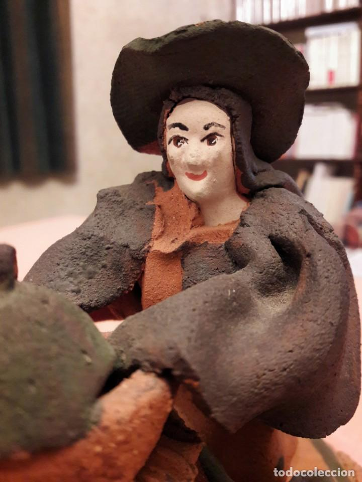 Artesanía: Cerámica de Buño - Artesanía gallega. - Foto 3 - 185920557