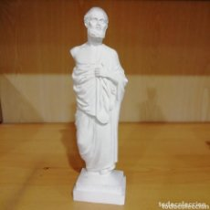 Artisanat: HIPOCRATES DE 23 CM. FIGURA DE ESCAYOLA PARA PINTAR. Lote 190321682