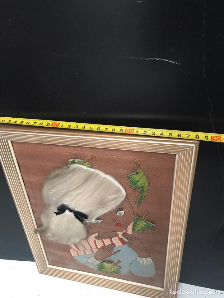 Artesanía: Cuadro de hilo antiguo - Foto 3 - 193971027