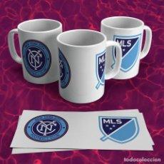 Artesanato e Manualidades: TAZA CERÁMICA MLS SOCCER - ESTADOS UNIDOS - NEW YORK CITY FC (02). Lote 194165866