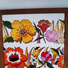 Artesanía: TABLA CORTAR BANDEJA . Lote 194216141
