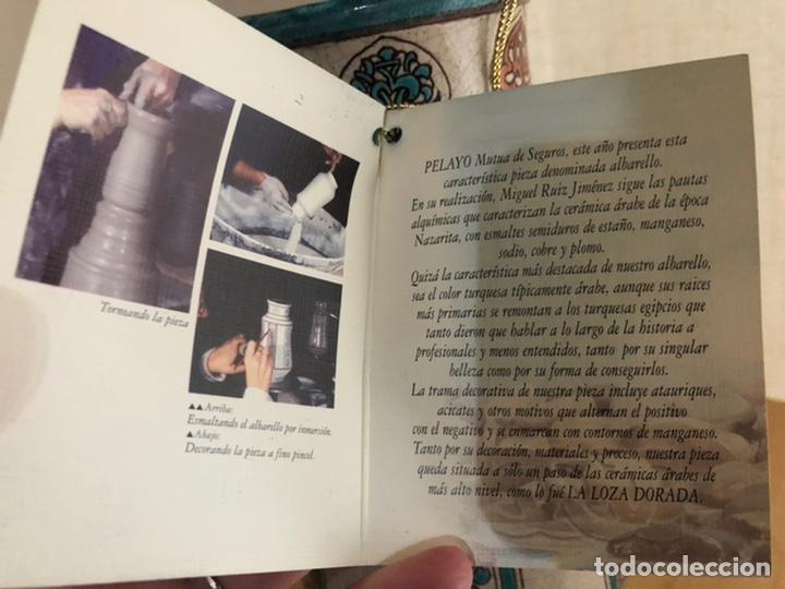 Artesanía: JARRÓN EDICIÓN LIMITADA Y NUMERADA - Foto 6 - 194597033