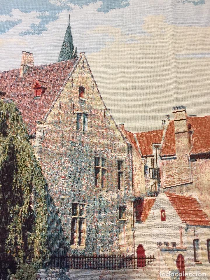 Artesanía: Tapiz de tela de duende - Foto 2 - 194779506