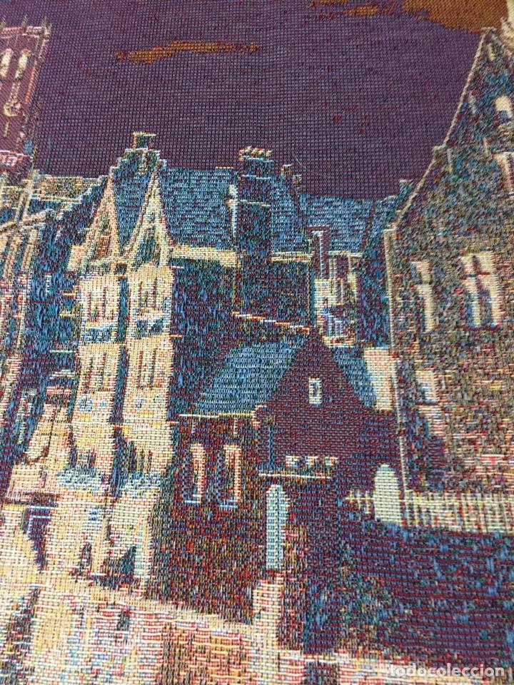 Artesanía: Tapiz de tela de duende - Foto 7 - 194779506