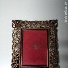 Artesanía: MARCO PARA FOTOS.. Lote 194943252