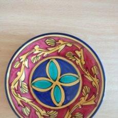 Artesanía: PLATO PORCELANA FRANCESA. Lote 194943513