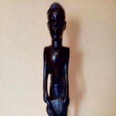 Artesanía: FIGURA ÉTNICA AFRICANA. Lote 195303167