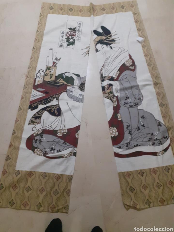 Artesanía: cortinas japonesas - Foto 2 - 195436695