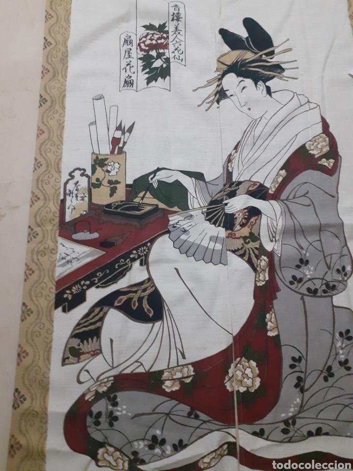 Artesanía: cortinas japonesas - Foto 3 - 195436695
