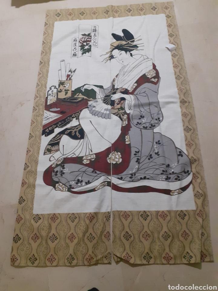 CORTINAS JAPONESAS (Artesanía - Hogar y Decoración)