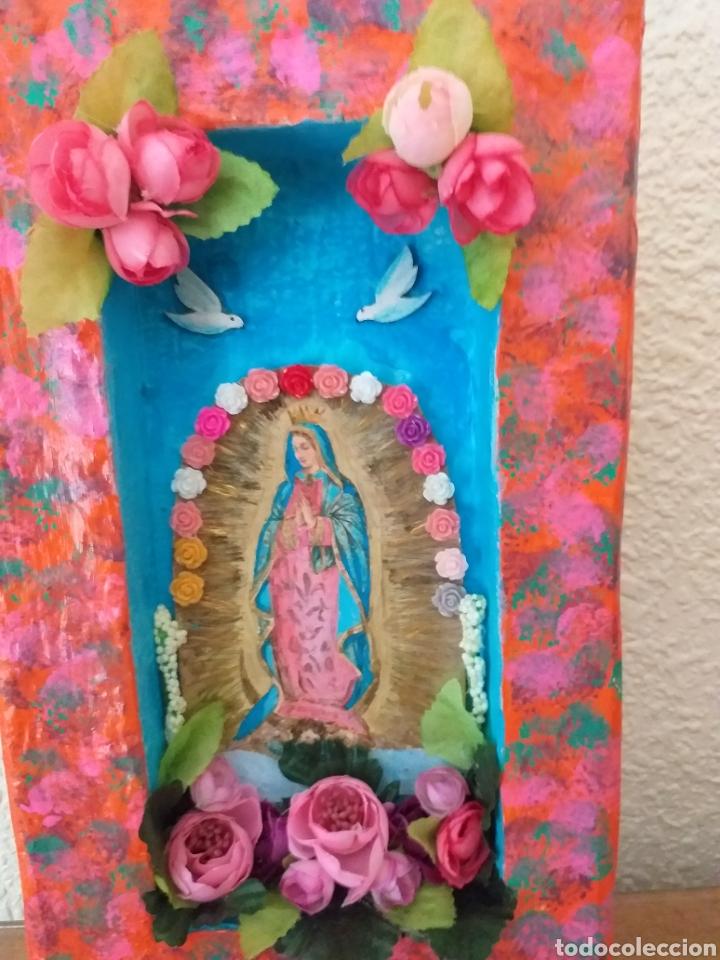 Artesanía: Altar - nicho mexicano - Foto 2 - 204985117