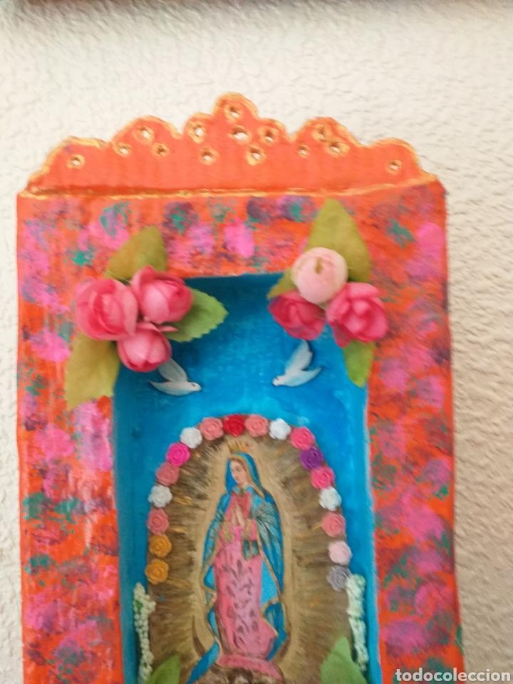 Artesanía: Altar - nicho mexicano - Foto 3 - 204985117