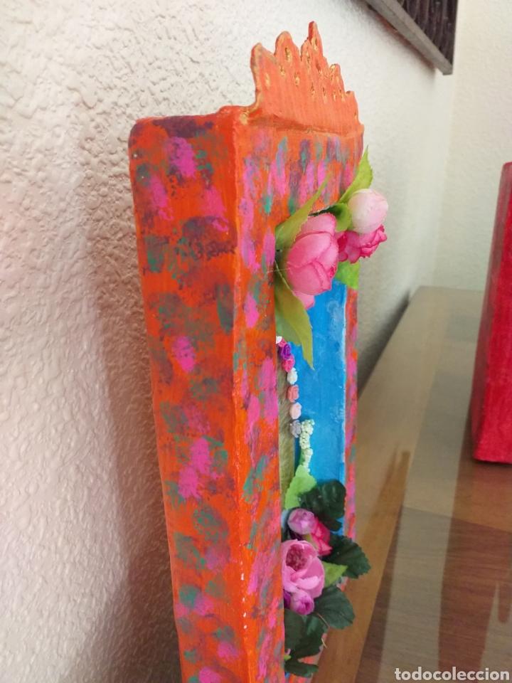 Artesanía: Altar - nicho mexicano - Foto 4 - 204985117