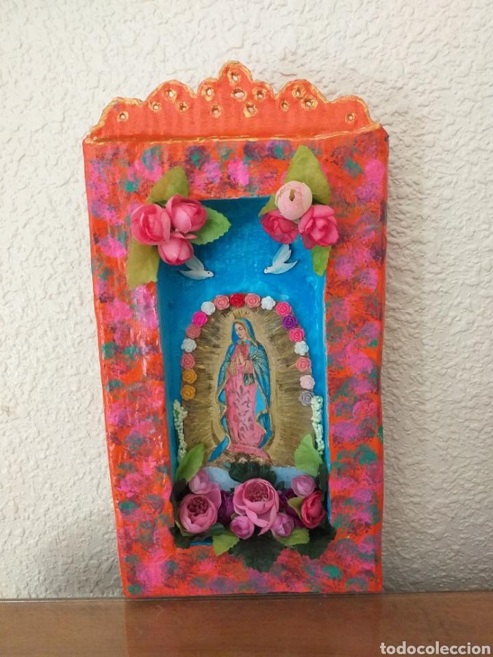 ALTAR - NICHO MEXICANO (Artesanía - Hogar y Decoración)