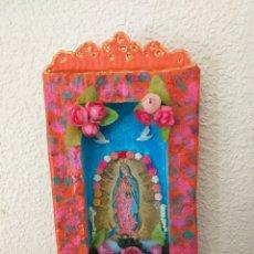 Artesanía: ALTAR - NICHO MEXICANO. Lote 204985117