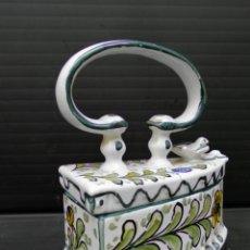 Artesanía: PLANCHA CERAMICA PARA DECORACIÓN. Lote 206154706