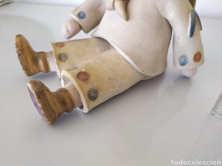 Artesanía: Figura escultura cerámica terracota figurita marinero muñeco - Foto 7 - 211485081
