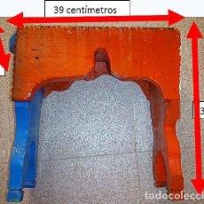 Artesanía: PRECIOSA BANQUETA INFANTIL EN MADERA VER TODAS LAS FOTOS.. Lote 215033026