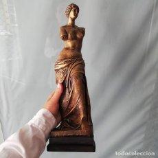 Artesanía: VENUS DE MILO DE 42 CM. FIGURA DECORATIVA. Lote 215638646