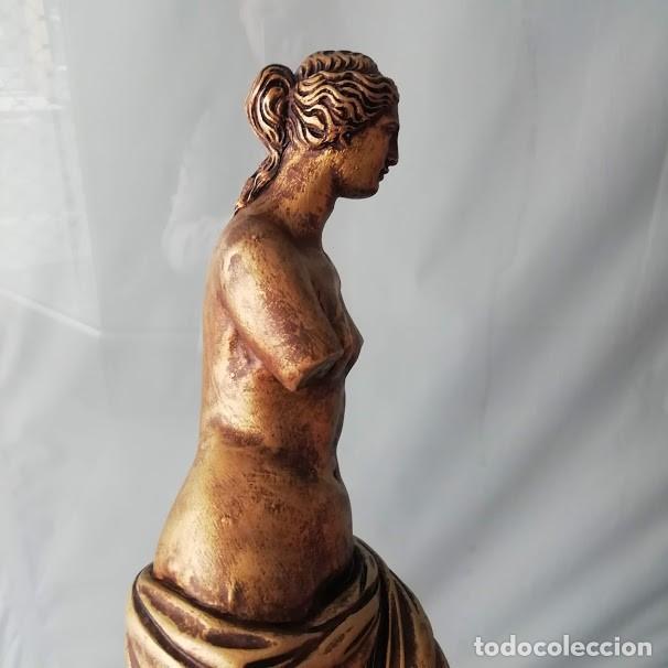 Artesanía: VENUS DE MILO DE 42 CM. FIGURA DECORATIVA - Foto 12 - 215638646