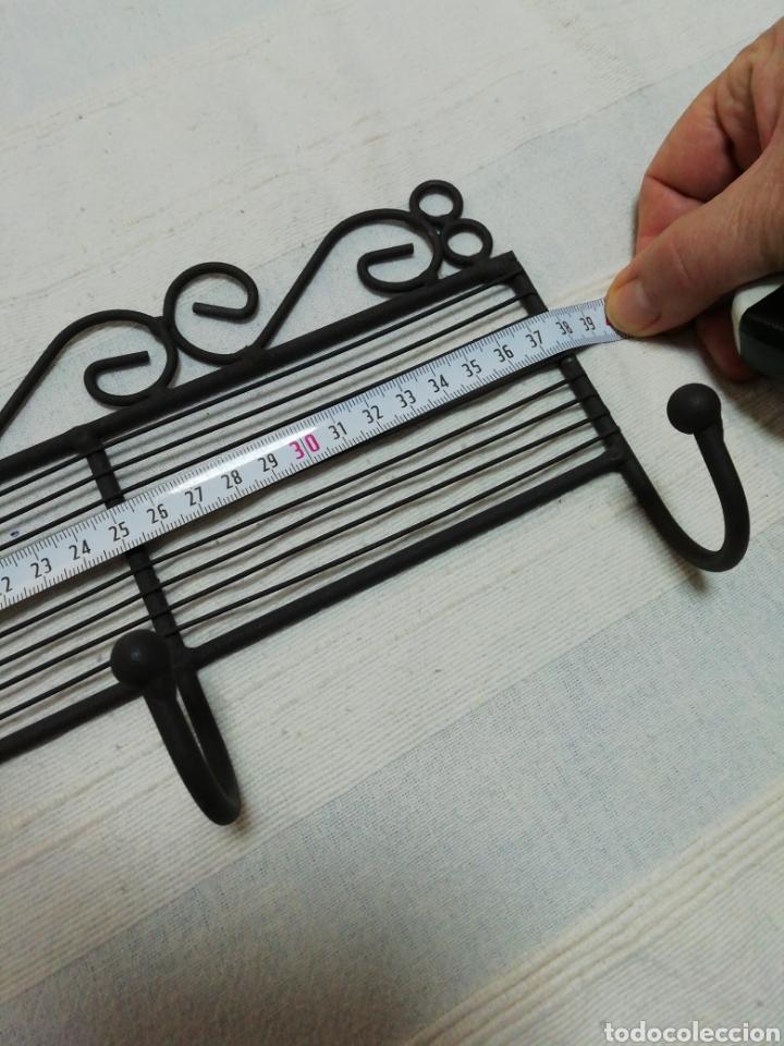 Artesanía: Perchero de forja - Foto 3 - 225985800