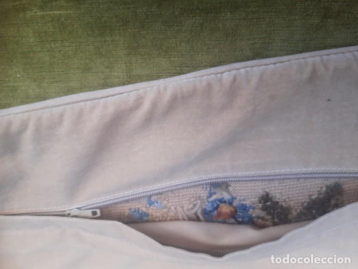 Artesanía: Pequeño cojin de petit pua. - Foto 6 - 231896075