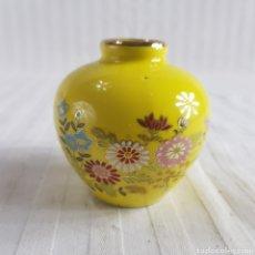 Artesanía: JARRONCITO JAPONES FIN. S.XX. Lote 234706990