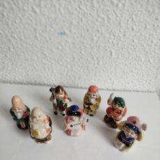 Artesanato e Manualidades: 7 DIOSES JAPONESES DE LA FORTUNA 5 CM. Lote 239601735