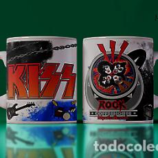 Artesanía: KISS MR TAZA MUG CUP. Lote 243705495