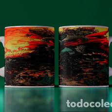 Artesanía: SPAWN SEÑOR DEL AVERNO MR TAZA MUG CUP TAZAS. Lote 243714645