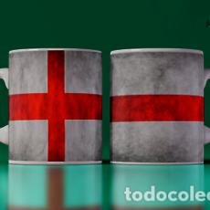 Artesanía: BANDERA DE INGLATERRA MR TAZA MUG CUP. Lote 246390235