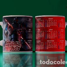 Artesanía: STAR WARS CALENDARIO 2020 MR TAZA MUG CUP. Lote 246391140