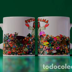 Artesanía: UNIVERSO FUTURAMA MR TAZA MUG CUP TAZAS. Lote 246396840