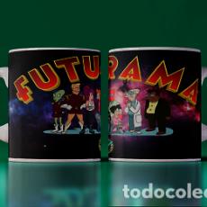 Artesanía: FUTURAMA PLANET EXPRESS MR TAZA MUG CUP TAZAS. Lote 246401370