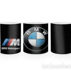 Artesanía: TAZA LOGO BMW M1 M3 M5 M6 E21 E30 E32 E34 E36 E38 E39 E46 X3 X5 Z3 Z4 COCHE MUG. Lote 246413565