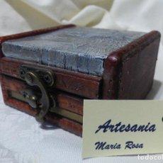 Artesanía: CAJA ,JOYERO.. Lote 252581440