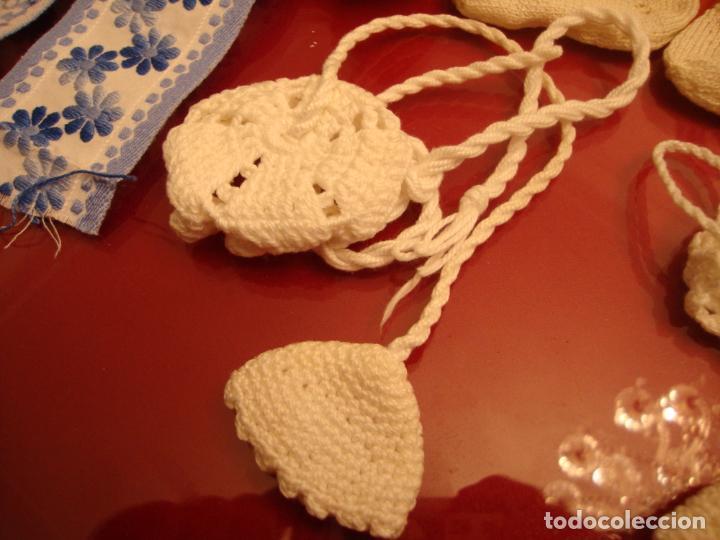 Artesanía: lote piezas de ganchillo - Foto 4 - 257696475