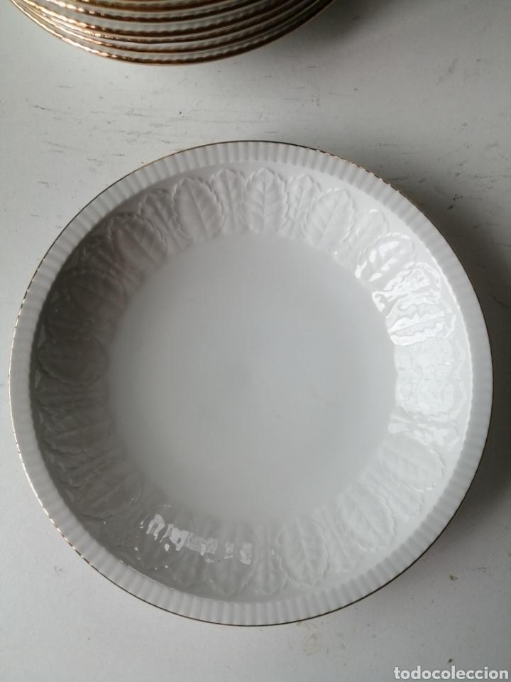 VAJILLA PONTESA ROYAL CHINA (Artesanía - Hogar y Decoración)