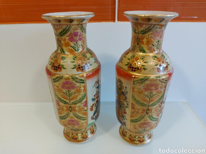 Artesanía: Jarrones porcelana - Foto 2 - 283255668