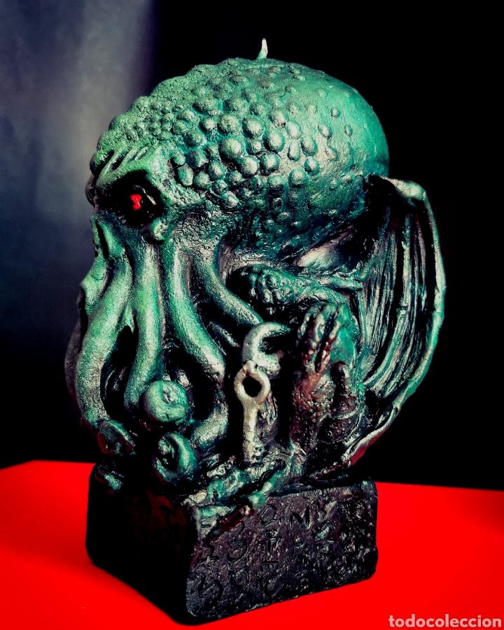 Artesanía: CTHULHU Vela Decorativa Artesanal - Foto 4 - 284612123
