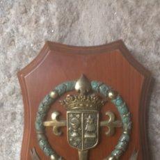 Artesanía: METOPA CIUDAD DE SANTIAGO. Lote 287978583