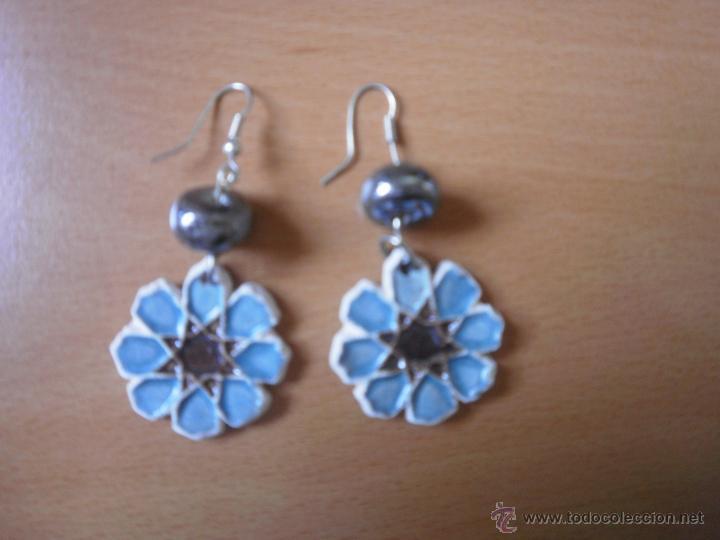 Artesanía: Pendientes de cerámica - Foto 2 - 43131293