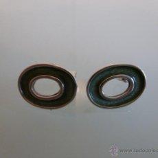 Artesanía: PENDIENTES DE PLATA. Lote 53707010