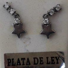 Artesanía: PENDIENTES DE PLATA. Lote 189272698