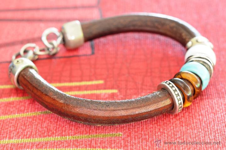 Artesanía: LOTE DE ONCE (11) PULSERAS.- BISUTERÍA - Foto 2 - 50513704