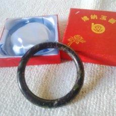 Artesanía: PULSERA / BRAZALETE, EN PIEDRA DE COLOR. ORIGINARIO DE CHINA. Lote 56101923